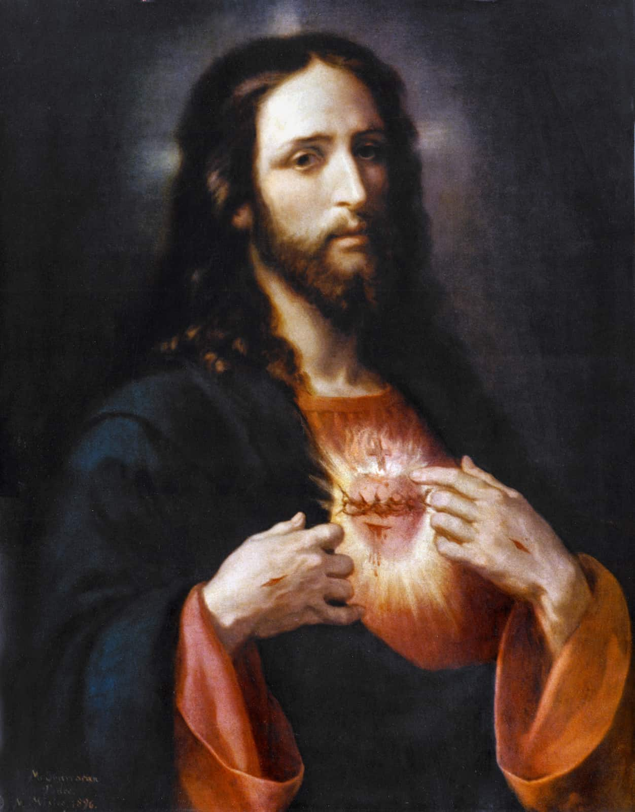 the blessed sacrament the sacred heart of jesus airmaria com