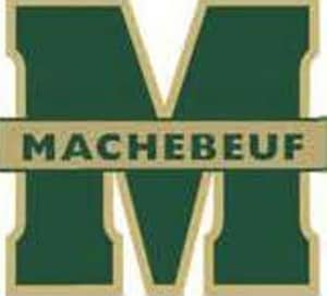 Bishop Machebeuf Logo