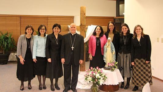 Fraternas, Marian Community of Reconciliation / Society of