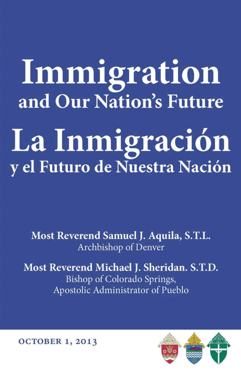 Immigration and Our Nations's Future