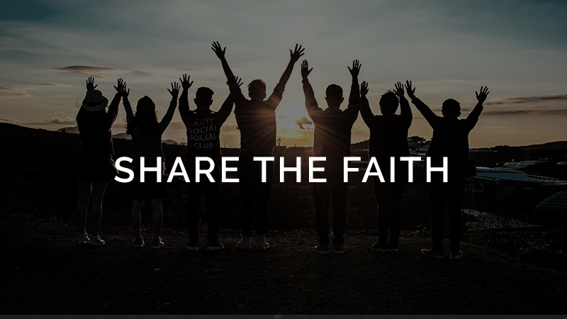 Share The Faith