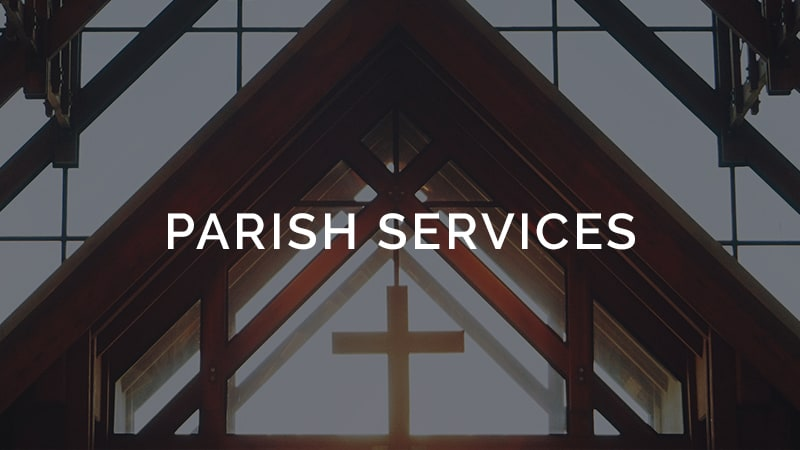Parish Services